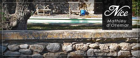 Entreprise mur en pierre Nice