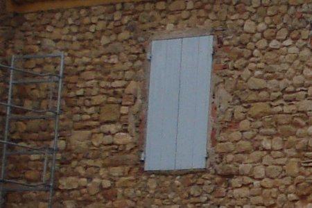 Nettoyage facade eau